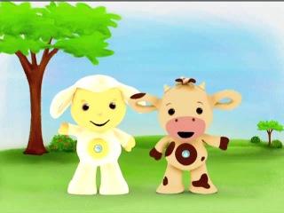 Развивающий мультфильм Тини Лав для детей до 3-х лет