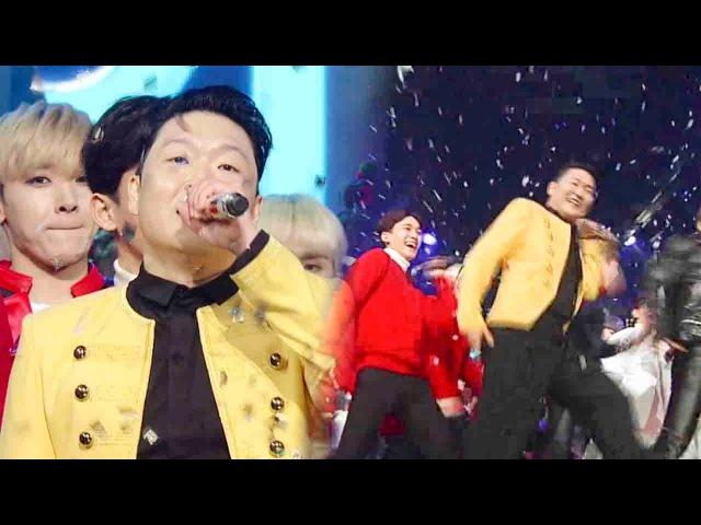 《Inkigayo WIN》 인기가요 1위 발표|PSY 싸이 DADDY 대디 20151220