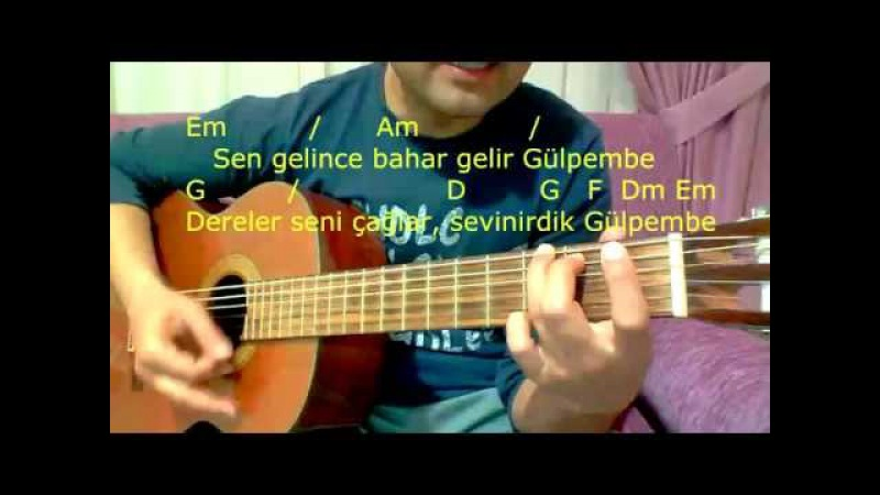 Gitar Dersi - Gülpembe