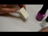 Как сделать маникюр Градиент в домашних условиях