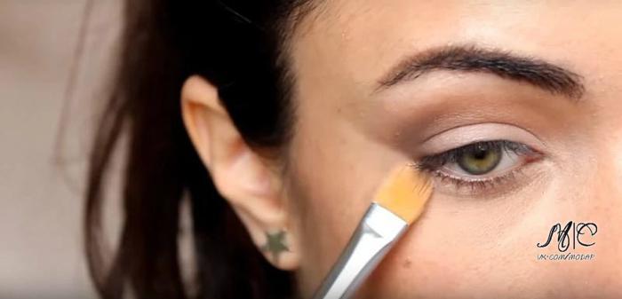 Омолаживающий макияж. Теперь я крашу глаза совсем по-другому