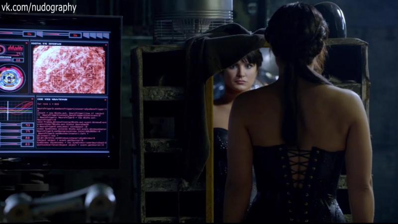 Джина Карано Gina Carano в сериале Почти человек Almost Human 2014 Сезон 1 Серия 9 s01e09