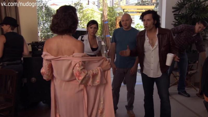 Карла Галло Carla Gallo голая в сериале Блудливая Калифорния Californication 2008 Сезон 2 Серия 6 s02e06