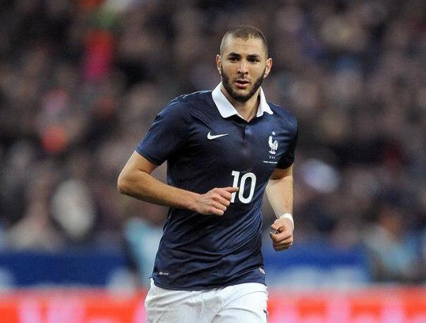 Официально: Бензема отстранен от выступлений за сборную Франции