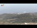 Бой с боевиками ИГИЛ в районе Набийонис. Сирия.