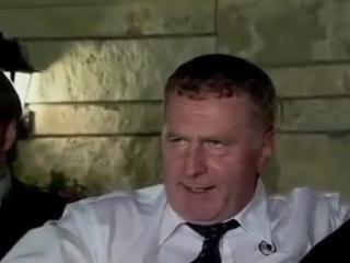 Владимир Жириновский про Буша, Америку, Ирак и Кондолизу Райс