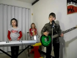 ДЕТИ ИСПОЛНЯЮТ РАМШТАЙН Rammstein Ich Will cover Children Medieval Band
