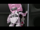 Активный рейд: Мобильная боевая дивизия, восьмой отряд / Active Raid: Kidou Kyoushuushitsu Dai Hakkei - 3 серия (AniDub)