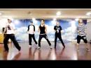 Shinee Lucifer magic dance to Nikki Minaj - starships