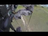 Высадка американских солдат