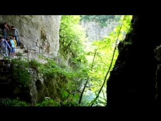 «Национальный парк» под музыку  Эдвард Григ - Утро (из сюиты