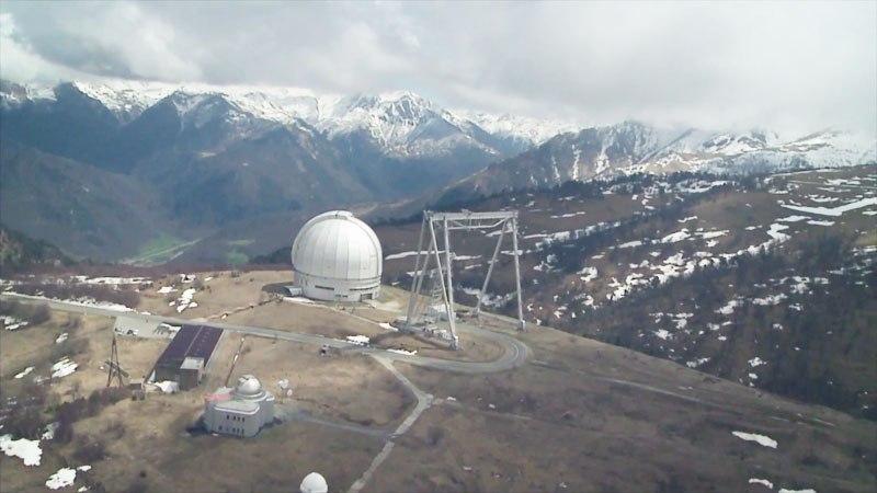 Бесплатная астрофизическая школа в САО РАН