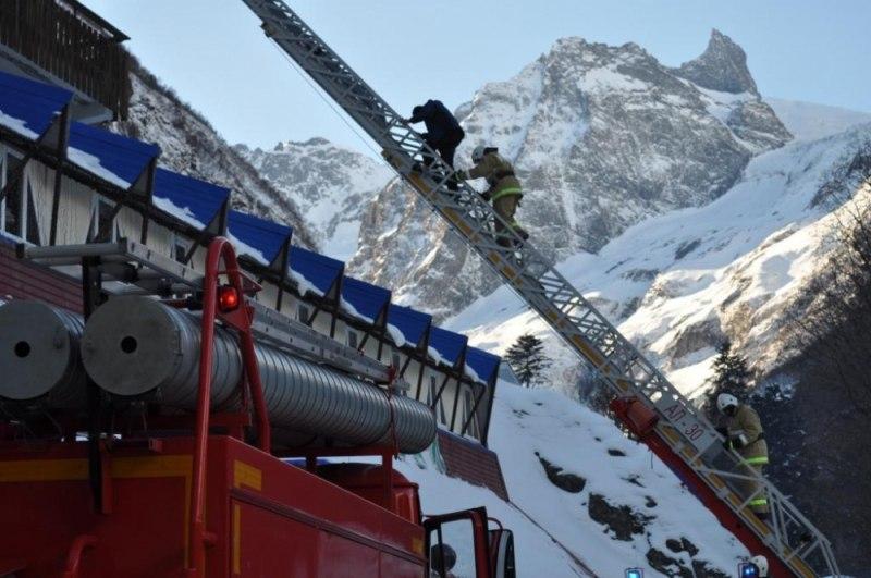 Пожарной лестнице - 250 лет!