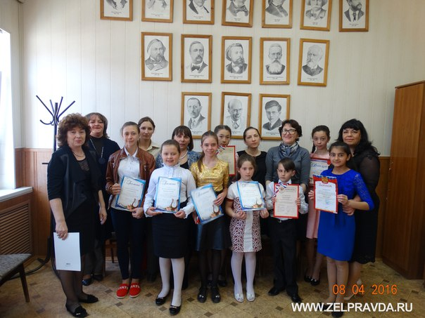 В Зеленчукском районном центре прошел Республиканский конкурс учащихся фортепианных отделений