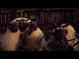 Барашек Шон/Shaun the Sheep Movie (2014) Фрагмент №2