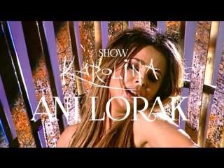 18 September - Show Karolina Ani Lorak, Dubai, WTC Arena Hall