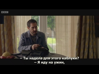 [rus sub] Doctor Foster   Доктор Фостер – Episode 3 [S01E03, 3 серия]