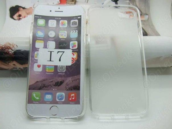 Изображения чехлов для iPhone 7 подтвердили наличие второго динамика вместо разъема для наушников