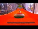 Планета игрик Часть 2: Катаемся на машинах, купаемся в шариках, веселые горки и трубный лабиринт