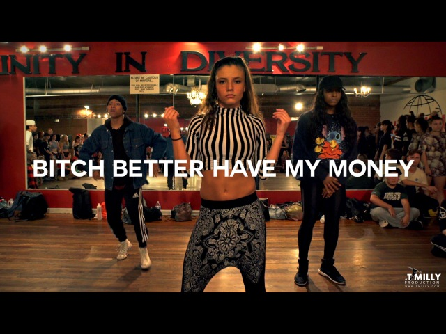Rihanna - Bitch Better Have My Money - Choreography by Tricia Miranda | @timmilgram @rihanna