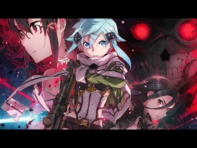 /AMV/ Sword Art online 2 - Leave it all behind you