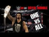 WWE 2K16 Royal Rumble Promo 2