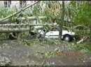 Ураган в Москве. Последствия. 21.06.1998 г.