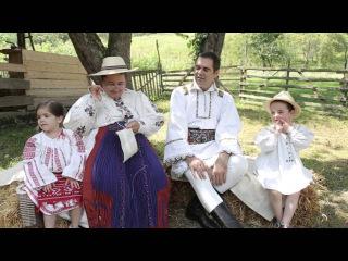 MARCEL AVRAM si ALICE GHILE - Pana is copil la mama (Oficial Video)