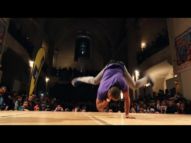 BATTLE OF THE YEAR 2010 BBOY 1on1 BATTLE | YAK FILMS KRADDY BOTY