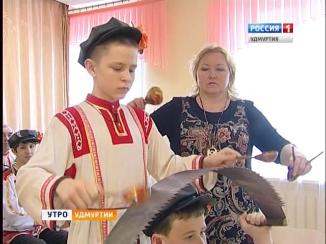 Ложкари образцовый ансамбль Забияки 13 мая 2014