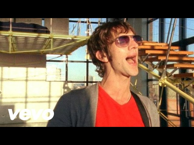 The Verve Lucky Man Official Video