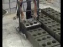 Изготовление строительных блоков на вибростанке