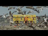 Freestyle Session World Finals 2014 UDEF x Silverback x Monster Energy Director Mason Rose