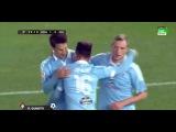 Gol de Guidetti UD Almería (1-3) RC Celta Copa del Rey 4ª eliminatoria Ida