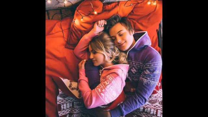 Марьяна и Ивангай (любовь , целуются , 14 февраля)мимими