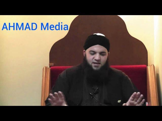 Имамы мазхабов | Шейх Абдул Маджид. [AHMAD Media]