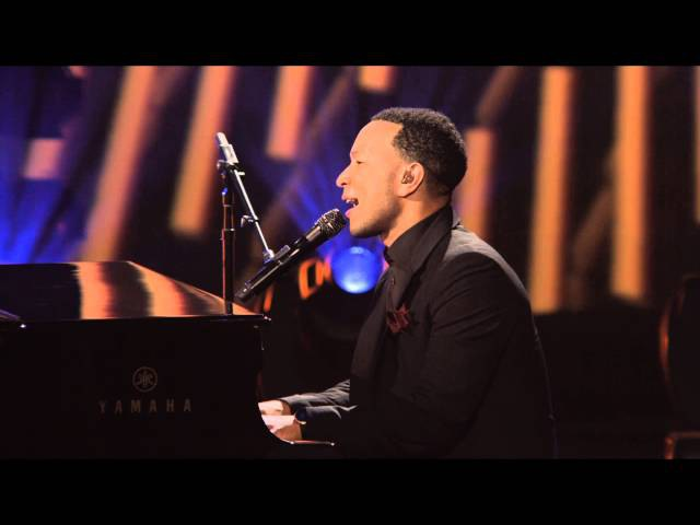 Live at the Kennedy Center -- John Legend with Lindsey Stirling,