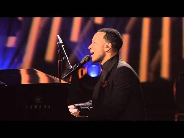 John Legend with Lindsey Stirling: