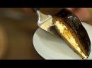 Торт Слеза слона Нежный медовый бисквит и банановая начинка