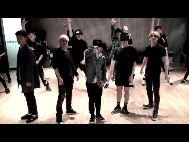 BIGBANG '뱅뱅뱅 BANG BANG BANG ' DANCE PRACTICE