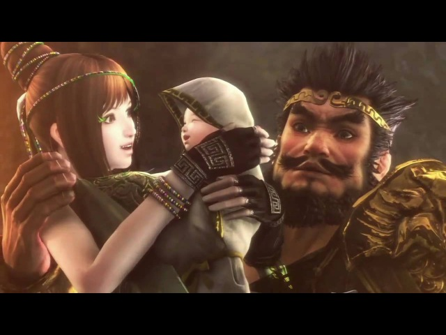 Dynasty Warriors 7 - Opening - PS3 Xbox360