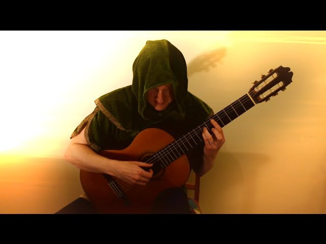 The Witcher 3 Wild Hunt Priscilla's Song Wolven Storm Acoustic Classical Guitar Cover