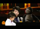 Lang Lang Ricky Kam - Military March by Franz Schubert 2012