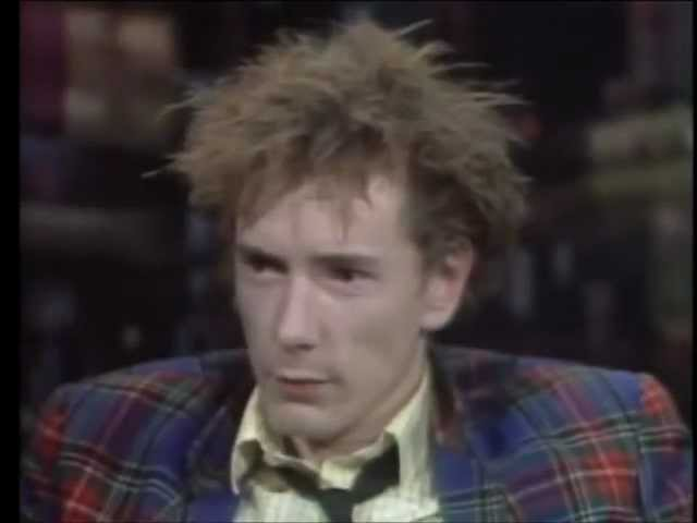 Public Image Limited interview with Keith Levene John Lydon on The Tom Snyder Show 1980