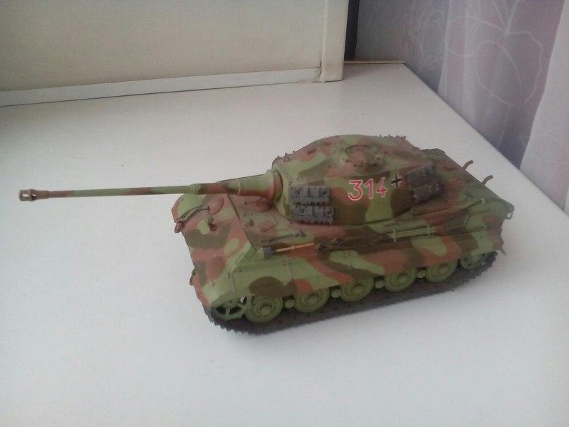 Королевкий тигр и Элефант(Фердинанд) SKb-eJoJBI8