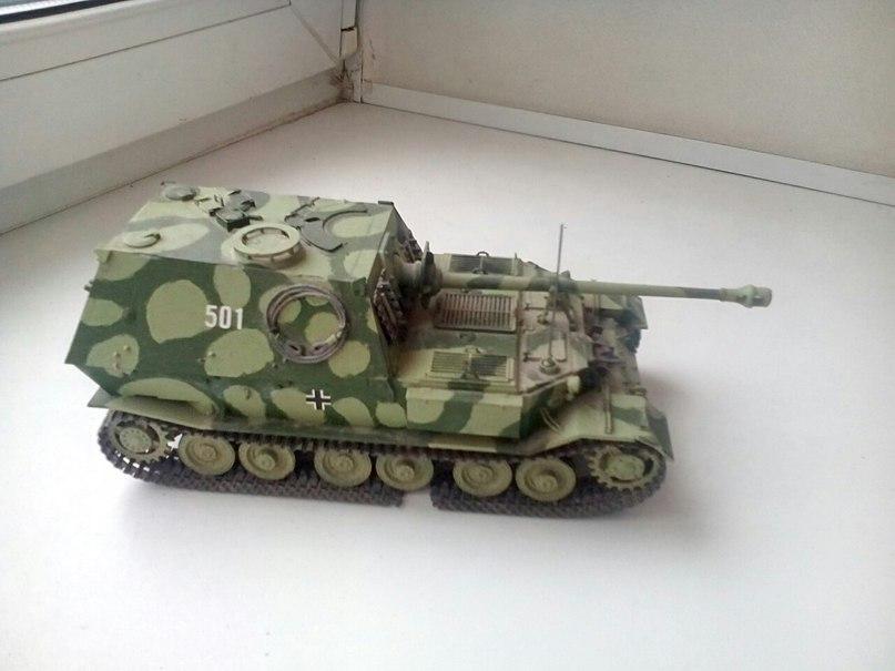 Королевкий тигр и Элефант(Фердинанд) XyPts9o15Jc