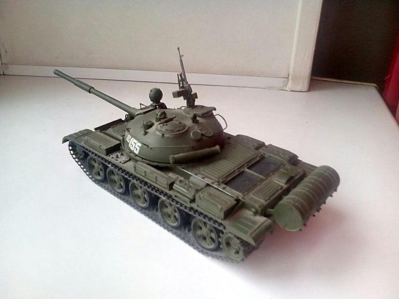Т-62 Tamiya! I_XqtYcYwP0