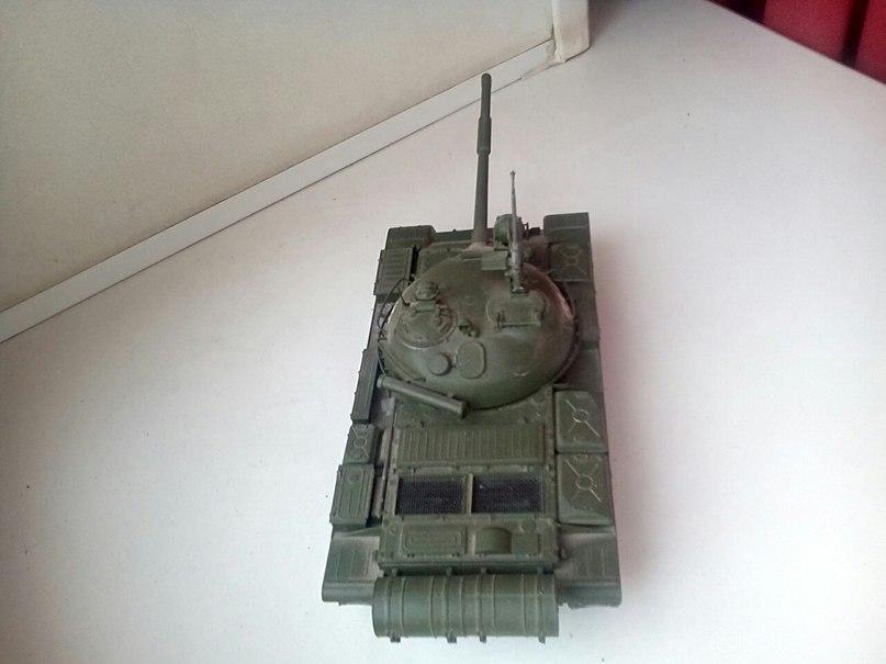 Т-62 Tamiya! 2hOaFEnvprQ