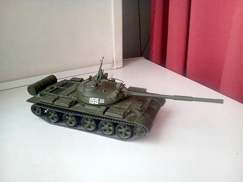 Т-62 Tamiya! DOlNovr8hXI