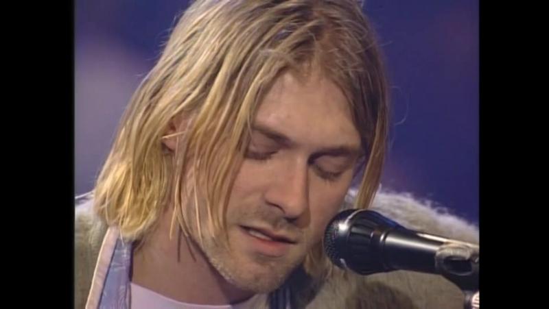 Nirvana - The Man Who Sold The World (Live - MTV Unplugged 1993) (hd 720, Клип, Группа, Видео, Официальное, Рок, Метал, Metal, R